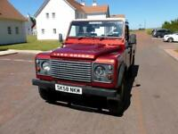 Land Rover Defender 110 Dcb P/U Lwb Pick-Up 2.4 Manual Diesel