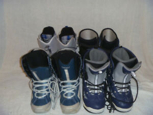 Snow board boots . Rossignol, Crazy creek , Furom , 7 , 7.5us