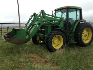 1994 6400 JD Tractor