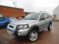 LAND ROVER FREELANDER FREESYLE AUTO TD4 2.0 DIESEL ONE OWNER