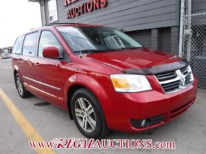 2010 DODGE GRAND CARAVAN SXT WAGON SXT