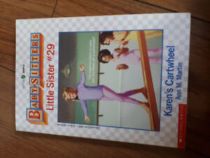Babysitters little sister books set 1-64 plus Special 1-4