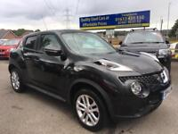 2014 Nissan Juke 1.5 dCi Acenta Premium 5dr (start/stop)
