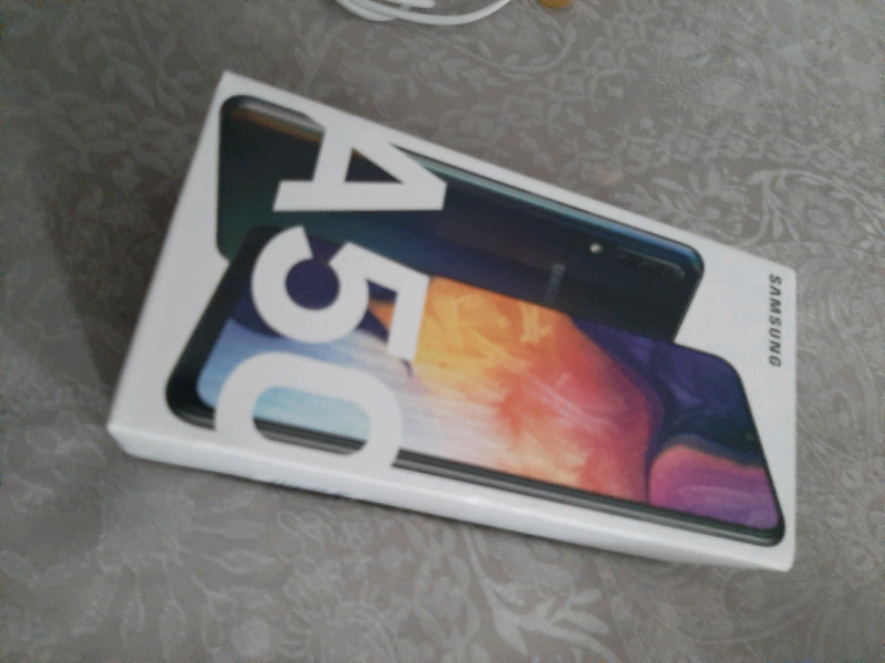 Samsung galaxy a50 2019 unopened | in Widnes, Cheshire | Gumtree