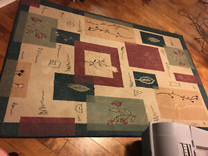 Quick SALE-TAKING OFFERS: Area Rug