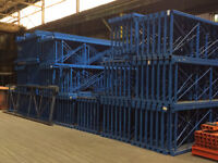 50,000 Sq.Ft. New and Used Pallet Racking