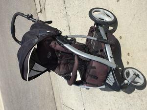 Graco Easy Fold Running Stroller Hybrid