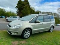 2009 Ford Galaxy 2.0 TDCi Zetec Diesel Manual 7 Seater 5dr MPV, 1 OWNER MPV Dies