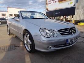 Mercedes-Benz CLK320 3.2 auto Avantgarde