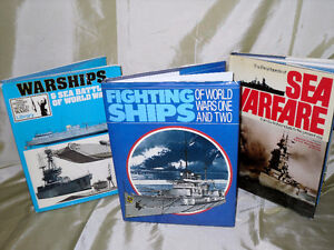 Sale now $6.00  Warships & Sea Battles Of WWI Books