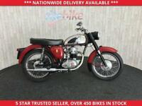 BSA GOLDSTAR GOLD STAR BSA GOLDSTAR 12 MONTH MOT LOW MLS 1961