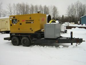 INGERSOLL RAND G120 GENERATOR FOR SALE