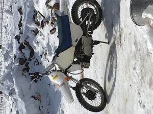 2003 dirt bike