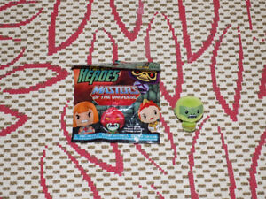 FUNKO FLOCKED MOSS MAN, MASTERS OF THE UNIVERSE PINT SIZE HEROES