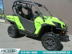 2012 Bombardier CAN-AM Commander 800 XT 49,96$/SEMAINE