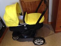 Mothercare xpedior complete travel system from birth