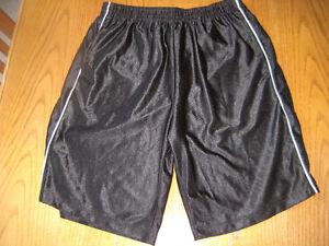 Black Athletic Works Shorts