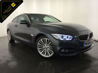 2015 BMW 420D LUXURY AUTO DIESEL COUPE 1 OWNER SERVICE HISTORY FINANCE PX