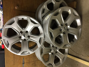 "4 Ford 18"" rims"