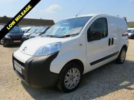2013 63 CITROEN NEMO 1.2 660 ENTERPRISE HDI ONLY 9942 MILES FROM NEW DIESEL