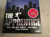 The Apprentice board game