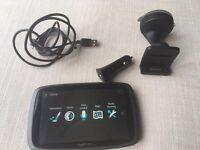 TomTom GO 6100 GPS lifetime traffic , Speed camera