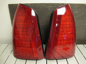 Cadillac Deville DTS DHS 2000-2005 OEM LED Tail lights FLAWLESS!
