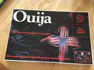 Old-school Ouija board