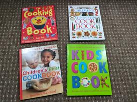 Kids cook books