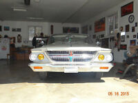 1964  CHRYSLER  4  DOOR  HARD  TOP