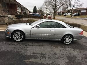 2000 Mercedes-Benz CL-Class Coupe (2 door)