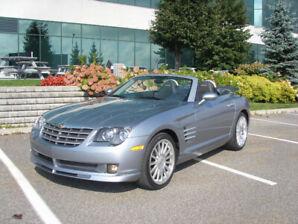 2005 Chrysler crossfire SRT6 roadster