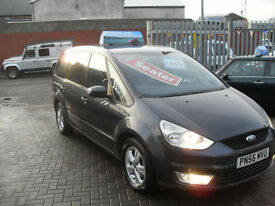 Ford Galaxy 2.0TDCi ( 140ps ) 2006 Zetec, 7 SEATER