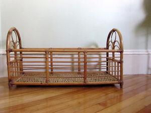 Rattan/ Wicker Shelf