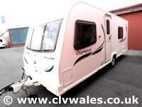 Bailey Olympus 530/4 Caravan 2012