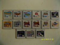 LOOSE 3DS GAMES