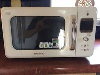 Daewoo Micro wave brand new