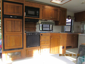 27' Golden Falcon 5th wheel, trade for boat Kawartha Lakes Peterborough Area image 8