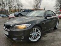2014 BMW 2 Series 2.0 220D M SPORT 2d 181 BHP Coupe Diesel Manual