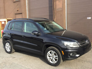 VOLKSWAGEN TIGUAN 4MOTION AWD READY FOR WINTER!