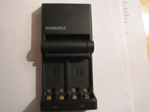 Duracell AA(A) battery charger, model CEF 27WA2 (Salmon Arm)