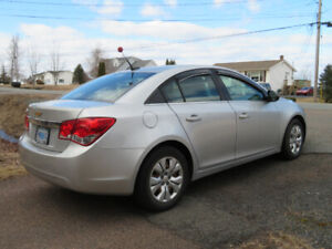 FOR SALE 2012 Chev Cruze LS