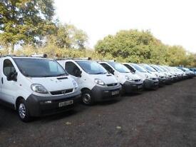 Vauxhall Vivaro 1.9 TD SWB 2.9T 81K DIRECT BT 06 REG