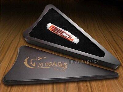Case xx Trapper Knife Tested Red Bone 1/250 Cattaraugus Pocket 05332