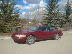 98 Lincoln Mark VIII Collector Edition