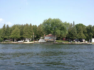 Lakefront cottages for rent