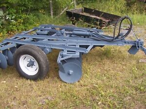 10FT HYDRAULIC DISKS FOR SALE