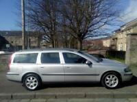 Volvo V70 2.4 Diesel 2002 (52)**Estate**Jan 2019 MOT**Great Running Car**£1295