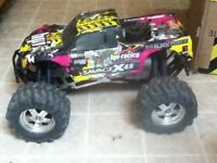 HPI Savage 4x4 Nitro Monster RC Truck