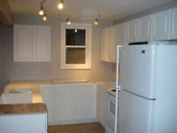 2 bedroom with rec room, private laundry and outdoor deck